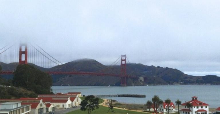 Fotografía de San Francisco: San Francisco, Golden Gate-area
