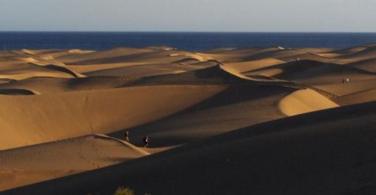 Foto Las Palmas: Dunas de Maspalomas