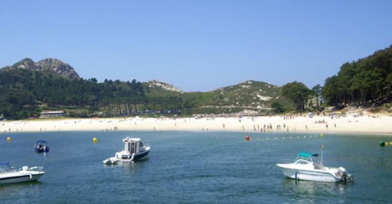 Foto von Pontevedra: Islas Cies