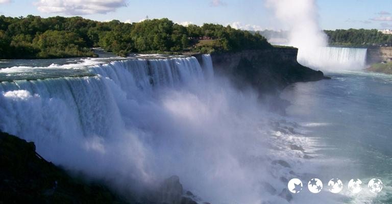 Picture New York: Cataratas de Niagara