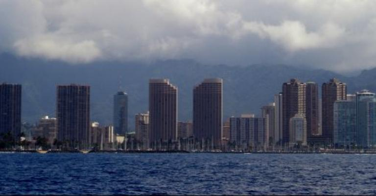 Photo Hawaii: Skyline de Honululu