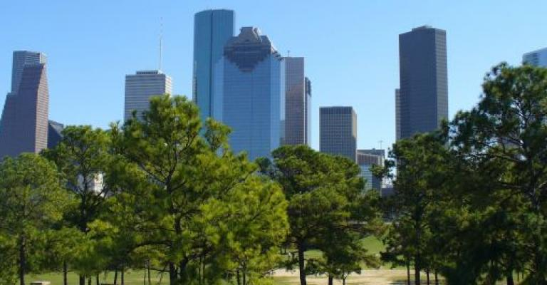 Fotografia de Estados Unidos: Skyline Houston
