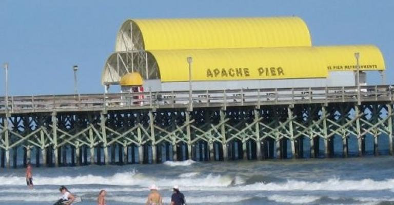 Foto von South Carolina: Muelle en Myrtle Beach, Carolina del Sur