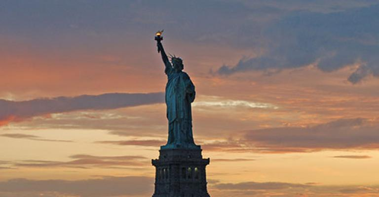 Foto von New York City: New York - Estatua de la Libertad