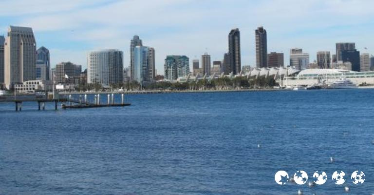 Photo États-Unis: San Diego Skyline