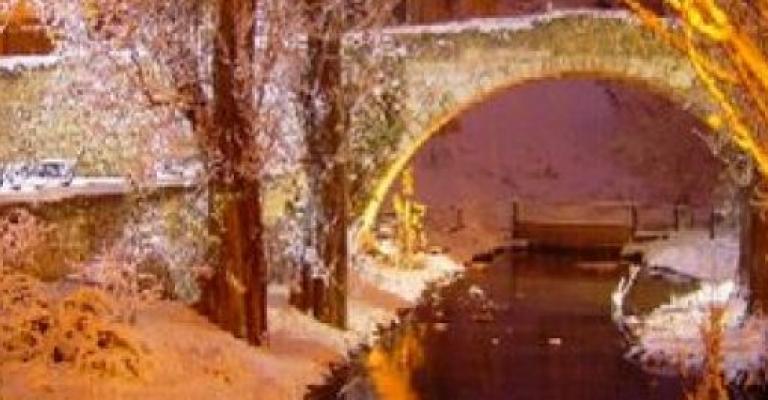 Fotografía de Aranda de Duero: Puente romanico en Aranda