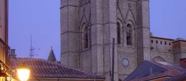 Fotografía de Castilla y León: Avila Catedral