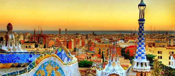 Picture Spain: Barcelona