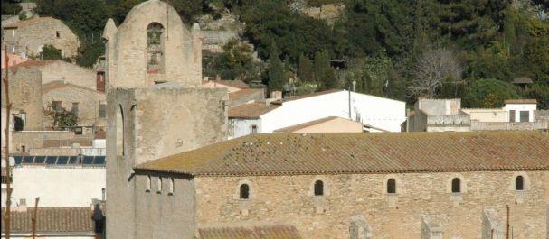 Fotografía de Begur: El Castillo de Begur