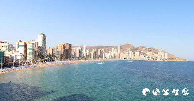 Picture Spain: Benidorm