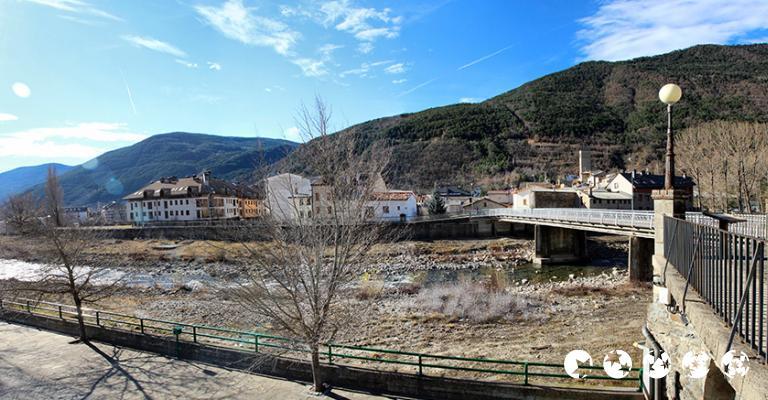 Foto von Biescas: Biescas