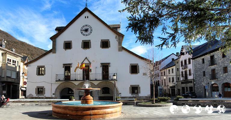 Fotografía de Huesca: Biescas