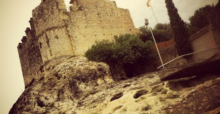 Fotografia de Calafell: Castell de Calafell