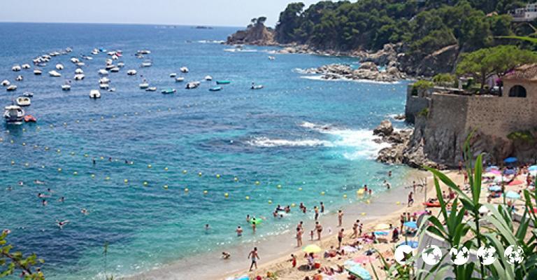 Fotografía de Calella de Palafrugell: Calella de Palafrugell