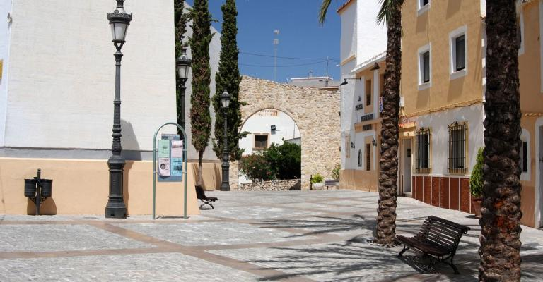 Photo Communauté Valencienne: Calpe y sus calles