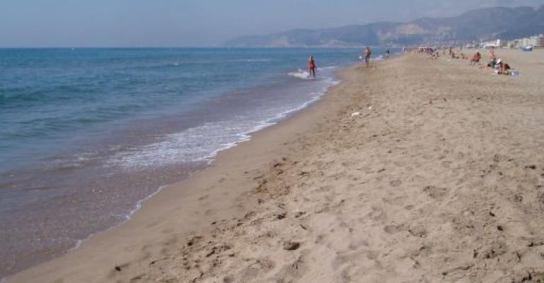 Foto Barcellona: Playa de Castelldefels