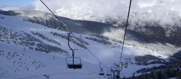 Fotografía de : Estación de Esquí Cerler