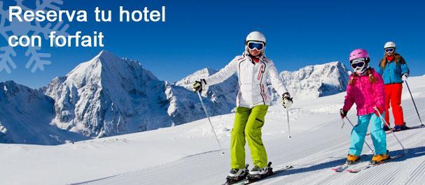 Fotografía de : Reserva tu Hotel con Forfait en Cerler