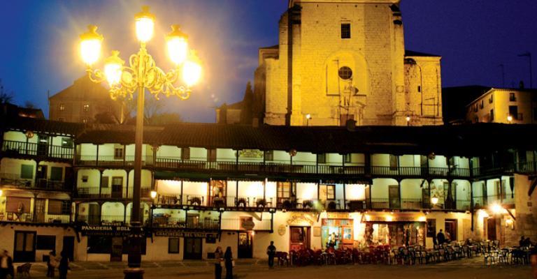 Picture Chinchón: La plaza de Chinchón