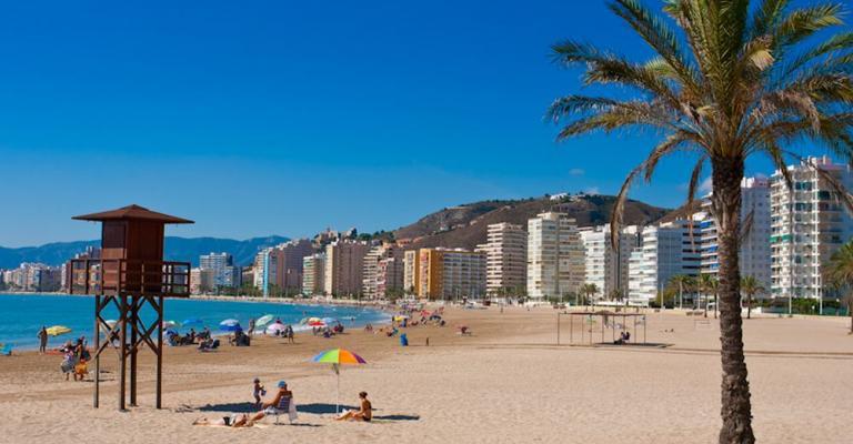 Fotografía de Valencia: Cullera playa