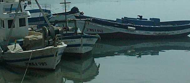 Fotografía de Andalucía: El puerto