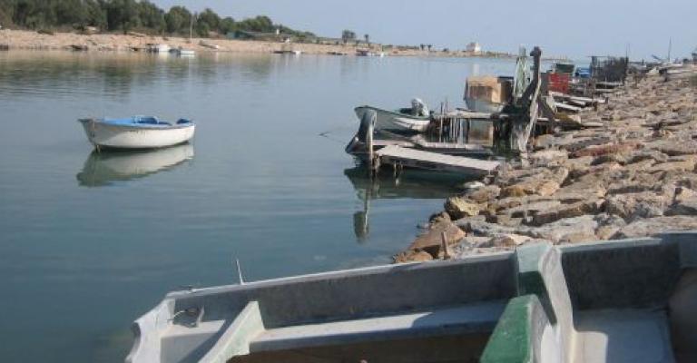 Fotografía de Guardamar del Segura: Desembocadura del río Segura en el mar Mediterráne