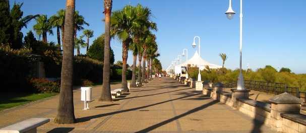 Fotografía de Huelva: Paseo en Islantilla