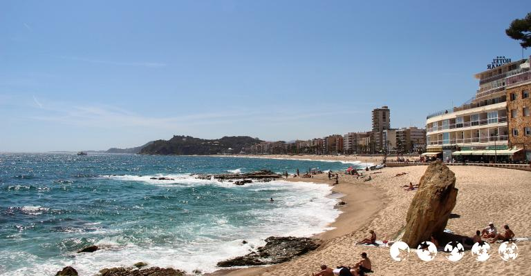Photo : Lloret de Mar