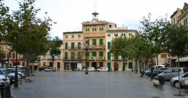Picture Llucmajor: Plaza de España