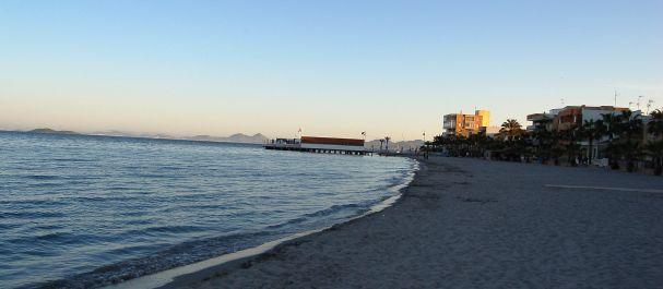 Fotografía de Los Alcazares: Playa de los Alcázares