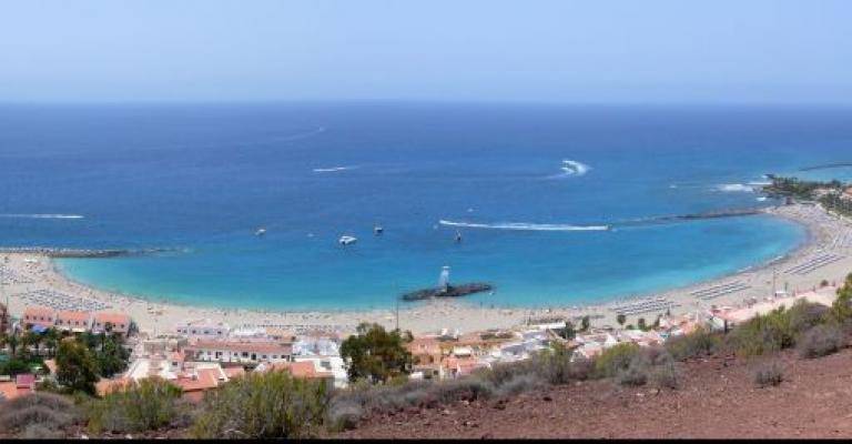 Picture : Playa de las Vistas