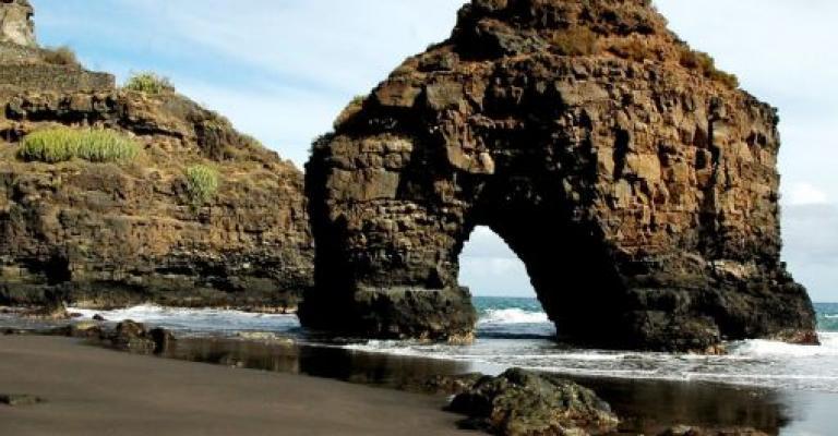 Photo Los Realejos: Playa de Los Roques, Los Realejos
