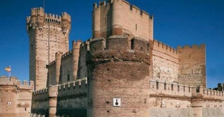 Fotografía de Valladolid: El Castillo de la Mota