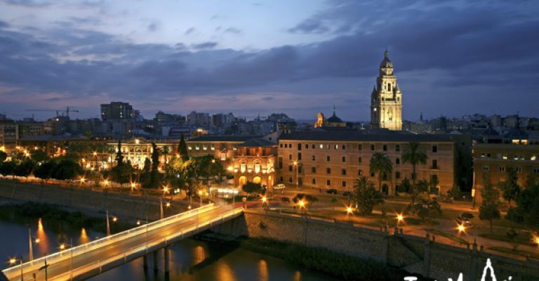 Fotografía de Murcia: Panorámica de Murcia