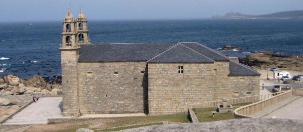 Fotografía de La Coruña: El Santuario da Virxe da Barca