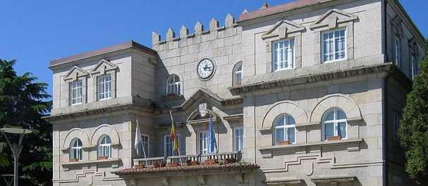 Fotografía de Pontevedra: El Ayuntamiento