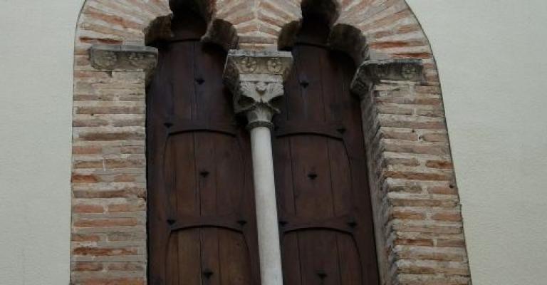 Photo : Ventana gótica en Oliva