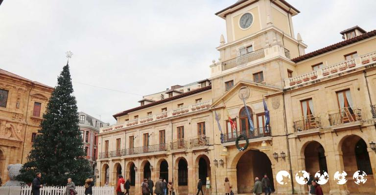 Fotografía de Asturias: Oviedo Ayuntamiento