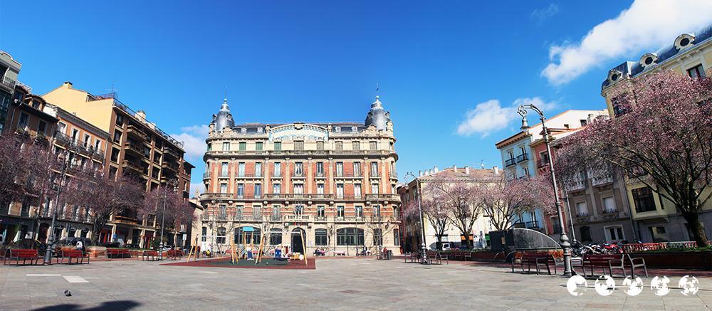 Hot is em pamplona navarra tu hotel em - Pamplona centro historico ...