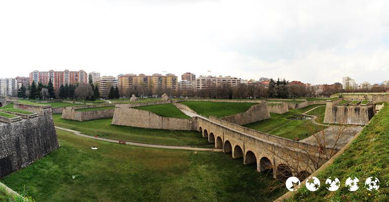 Foto von Pamplona: Ciudadela