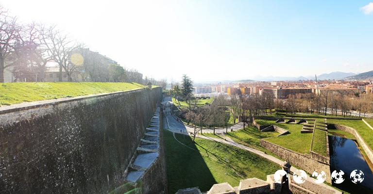 Foto von Pamplona: Mirador