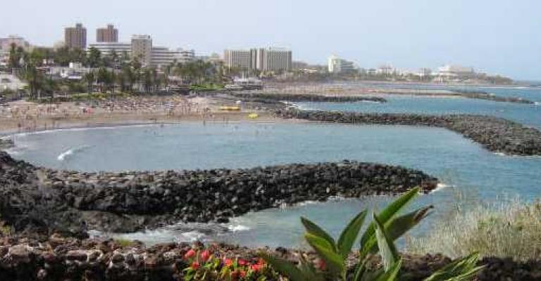 Photo : Playa de las Americas