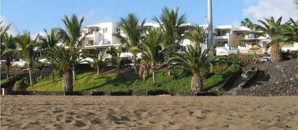 Fotografía de : La playa de Puerto del Carmen