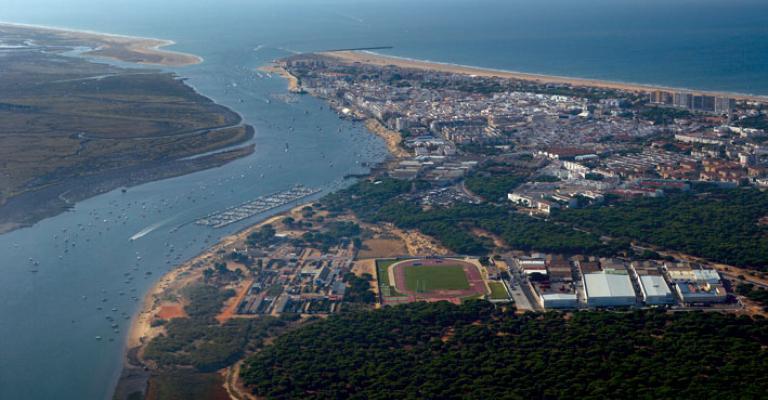 Fotografía de Punta Umbría: Vista