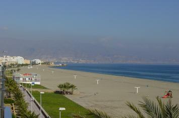 Playa de Roquetas de Mar