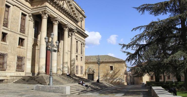 Fotografía de Salamanca: Colegio de Anaya