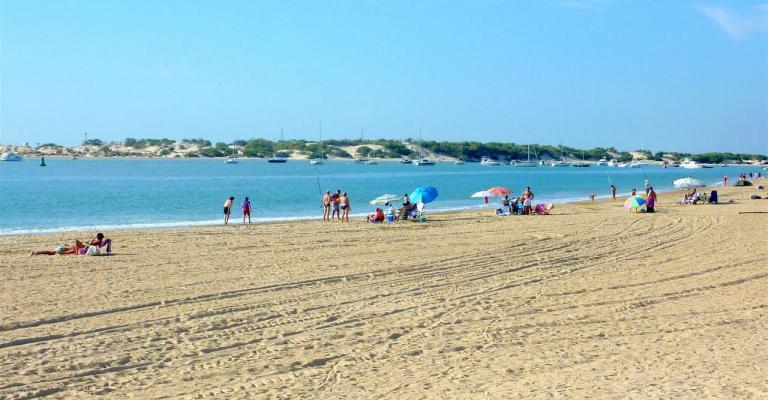 Foto Sancti Petri: Sancti Petri playa
