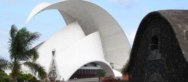 Fotografía de Santa Cruz de Tenerife: El auditorio