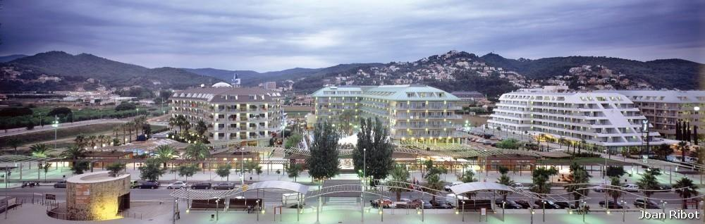 Hoteles en santa susana barcelona tu hotel en for Buscador de hoteles en barcelona