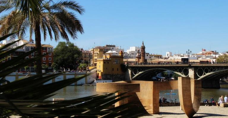 Picture Spain: Puente Sevilla